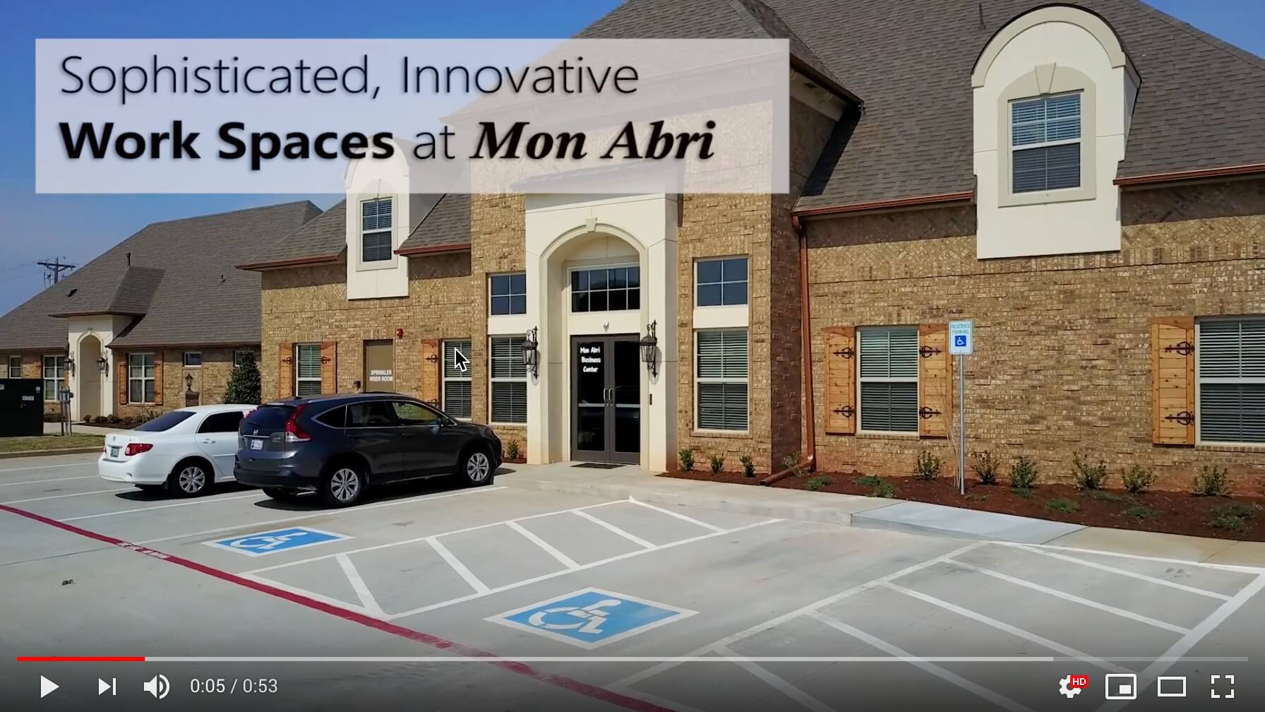 Mon Abri Business Center, Edmond, OK